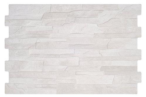 Revestimento Eko fileto rústico cinza 34x50 - caixa c/2,38 m² - Pamesa