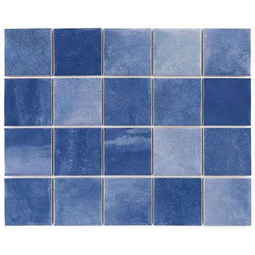 Revestimento Noronha safira mesh bril 10x10 - caixa c/1,62 m² - Eliane
