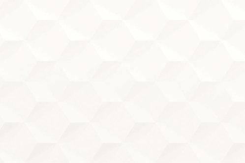 Revestimento Charm cubic wh matte 29,1x58,4 -caixa c/1,36 m² -Portinari
