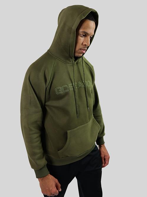 Premium Evolve Hoodie-Olive