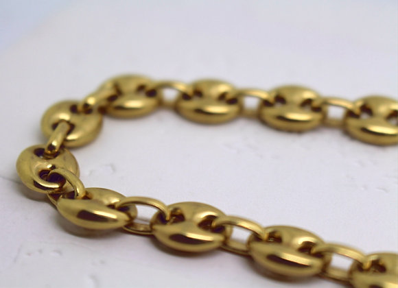 Gucci Link Chain Yellow Gold