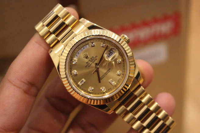 Rolex Daydate II