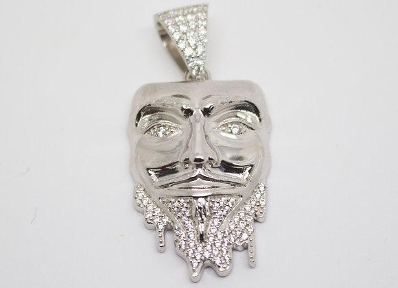 Silver Phantom Pendant