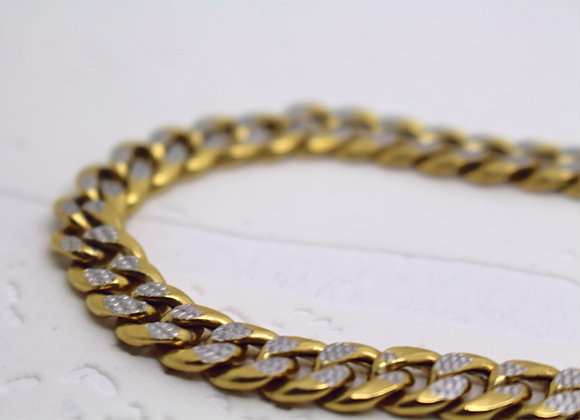 Curb Link Yellow Gold DC
