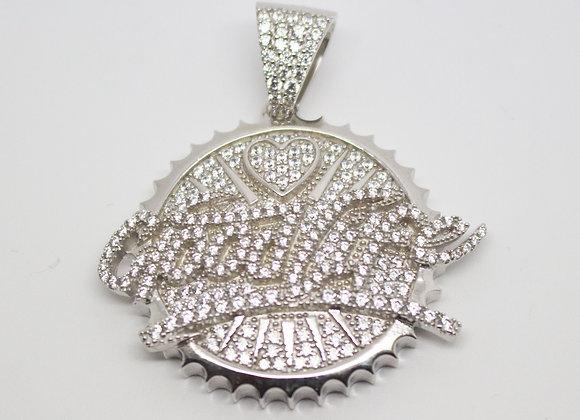 Silver Goodlife Pendant
