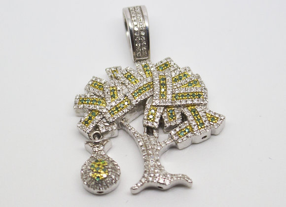 Micro White Money Tree