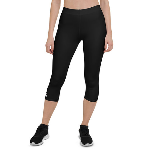 Fight Story Capri Leggings