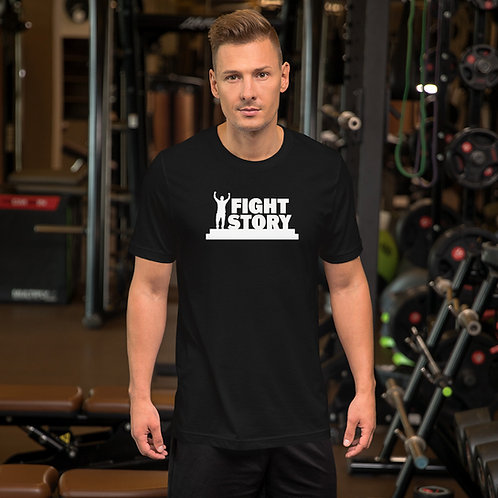 Fight Story Dark Short-Sleeve Unisex T-Shirt
