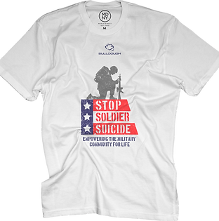 Stop Soldier Suicide Shirt