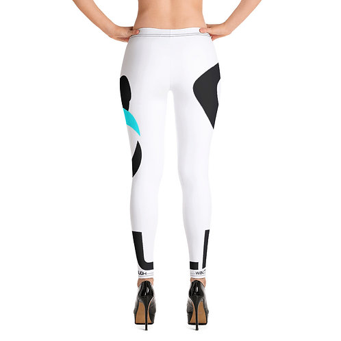 Win the Fight Logo Leggings