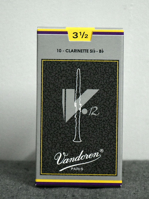 Vandoren V12 Reeds for Alto Saxophone (Box of 10)
