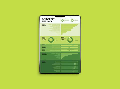 Student Survey Infographic