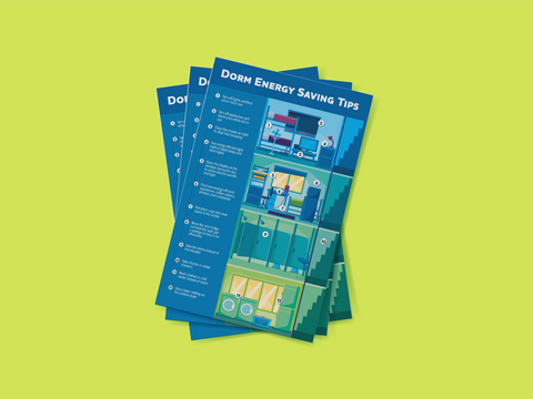Dorm Energy Saving Tips