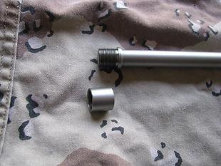 remington 700 thread adapter
