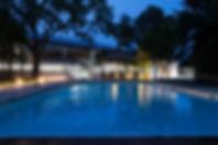 la piscine du chateau de ceyrac