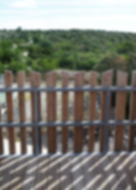 détail garde-corps ceyrac