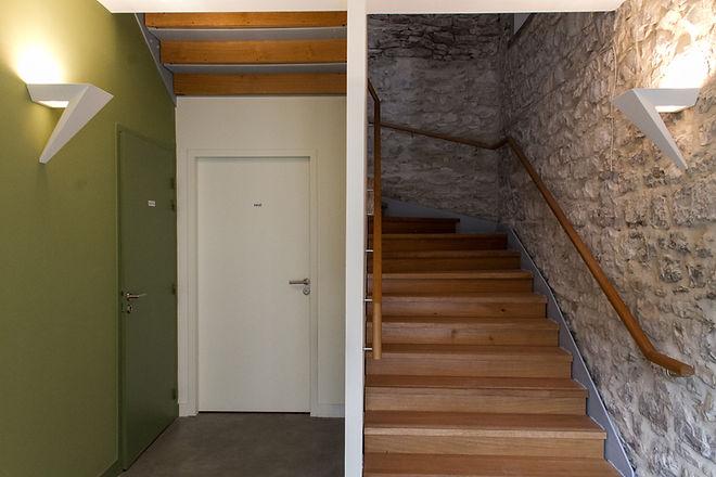 détail escalier de ceyrac