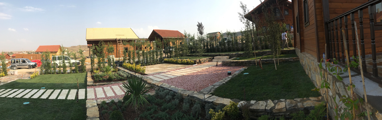 Botanik Köy Evleri - Temelli