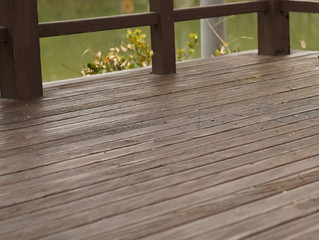 Verandanız için Zemin Kaplama Malzemeleri: Thermowood ve Ahşap Kompozit