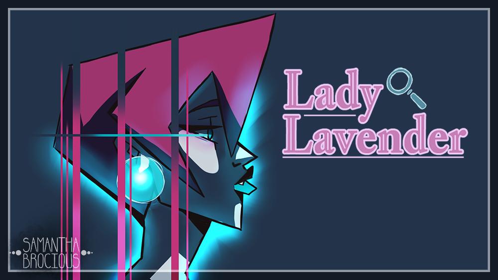 Lady Lavender Concept 1