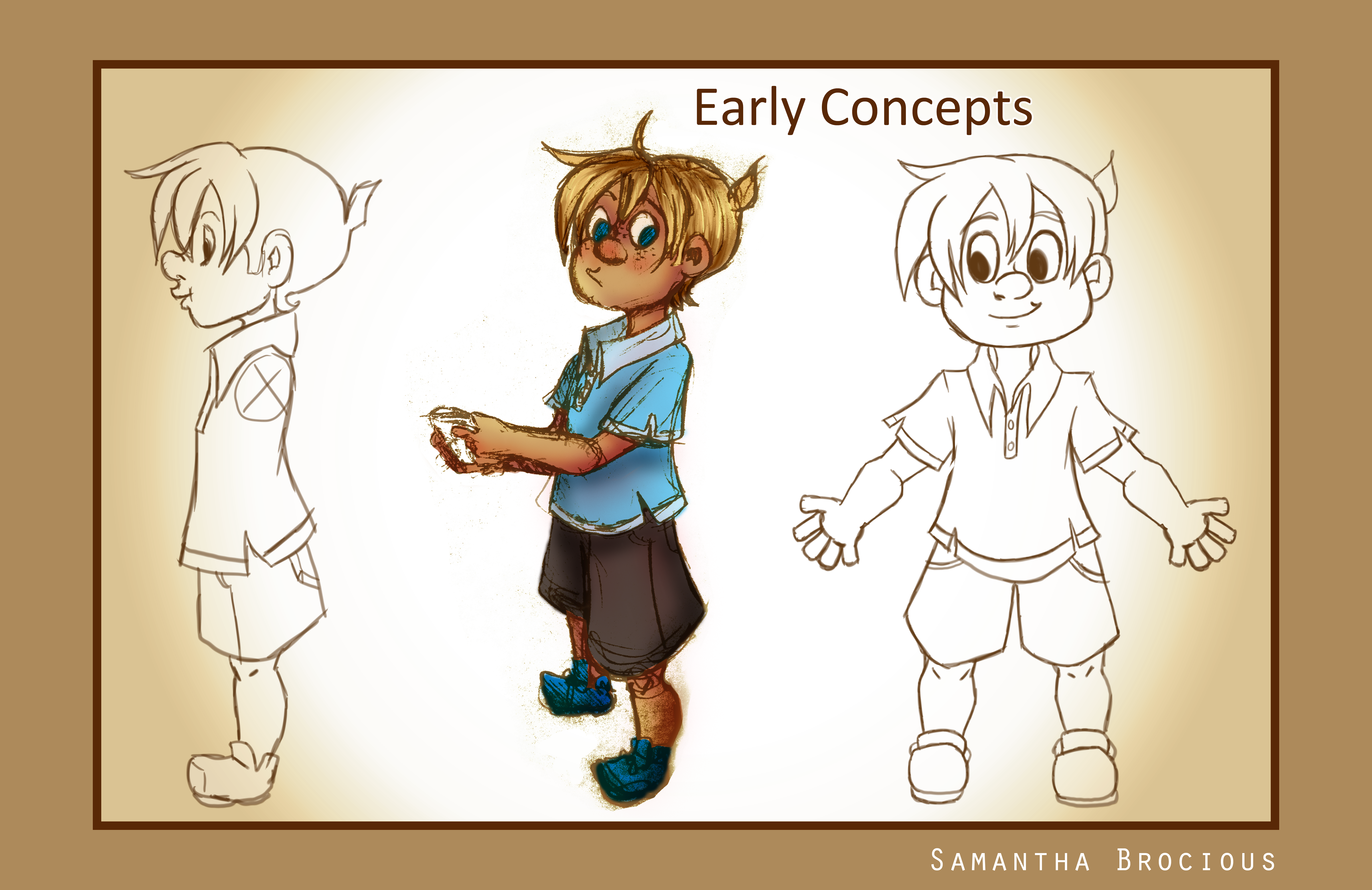 Early Boy Concepts 2