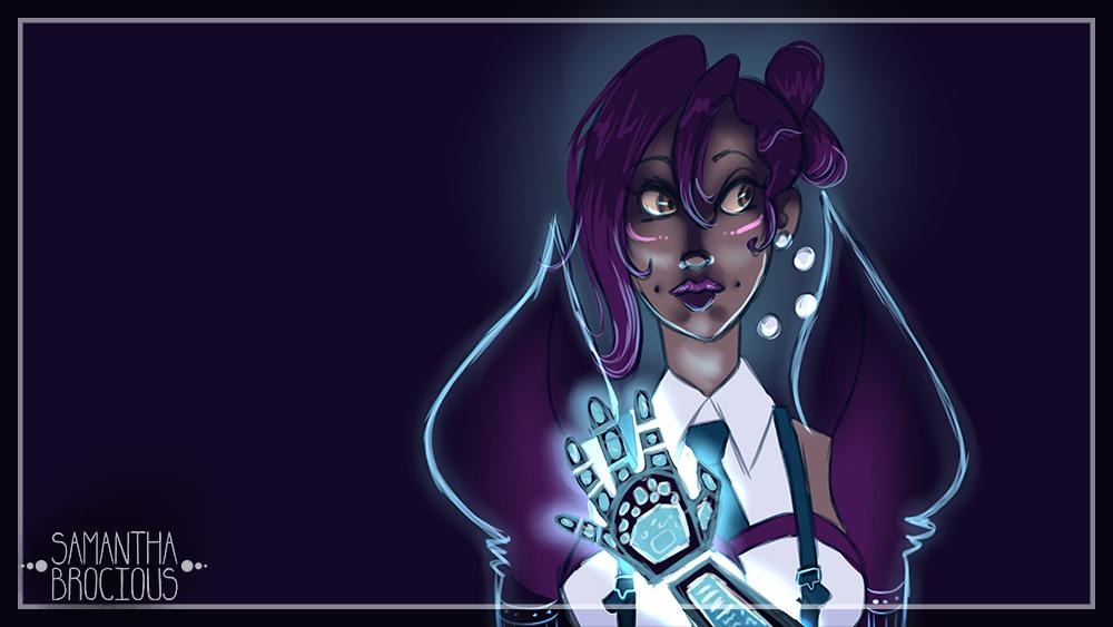 Lady Lavender Concept 3
