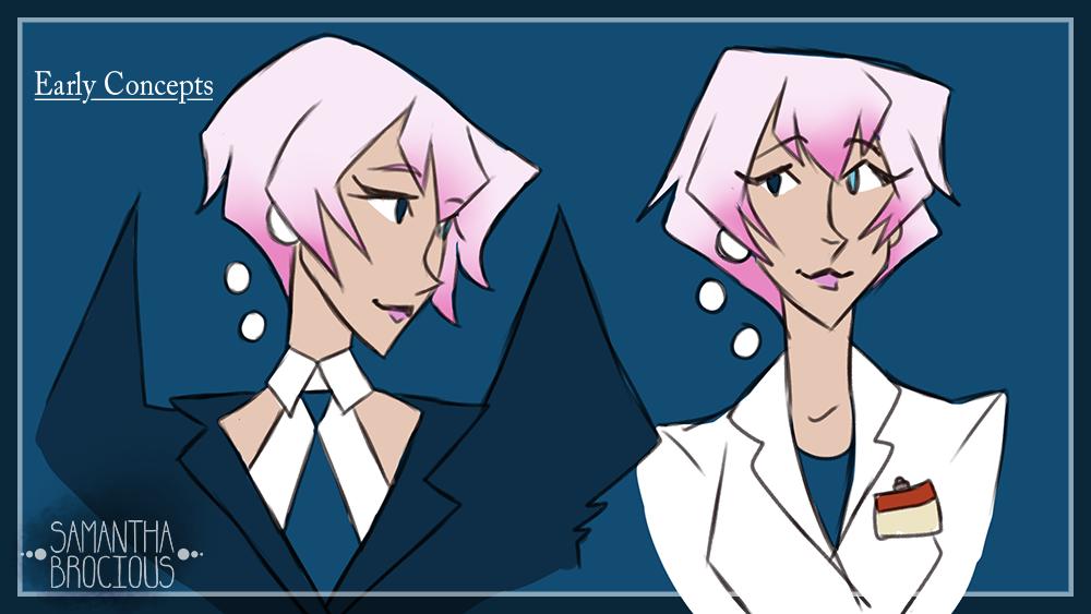 Lady Lavender Concept 4