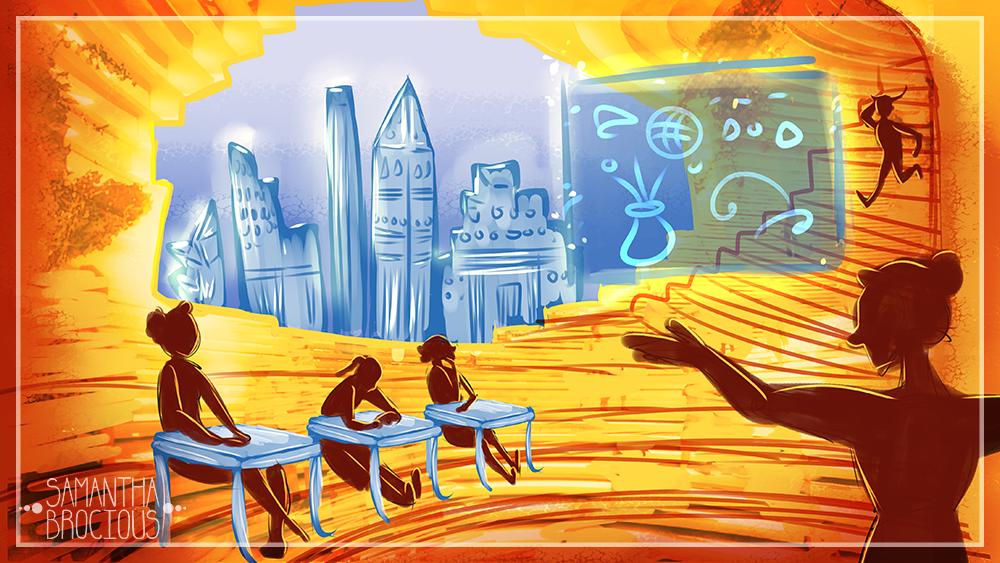 Magic Classroom