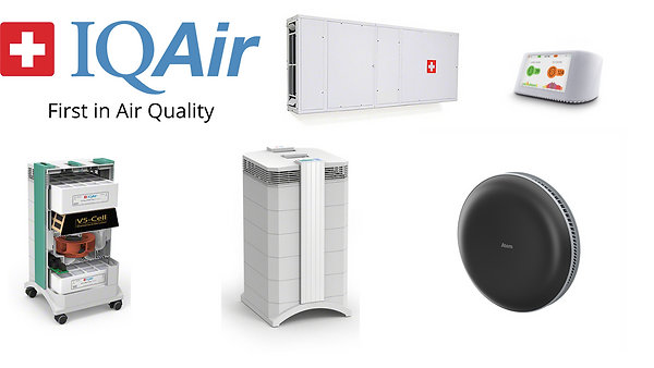 IQ Air Products