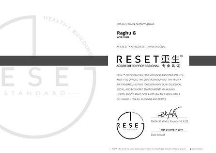 RESET AP Certificate - Raghu-page-001.jp