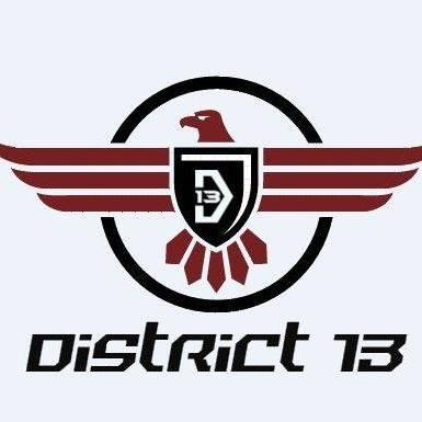 District 13 aktuelles Logo Nov. 2016