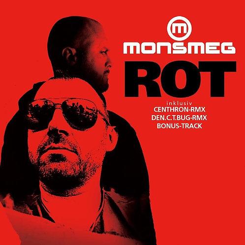 MONSMEG Single CD + RMX