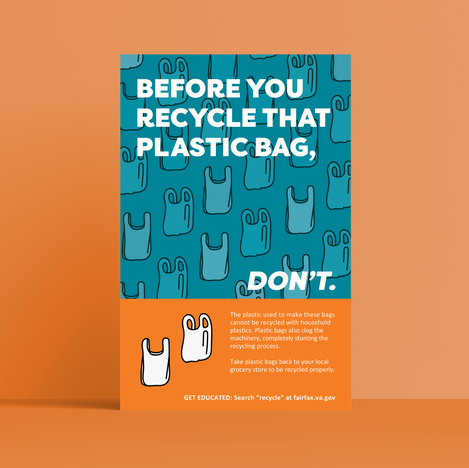 RECYCLING POSTER SERIES