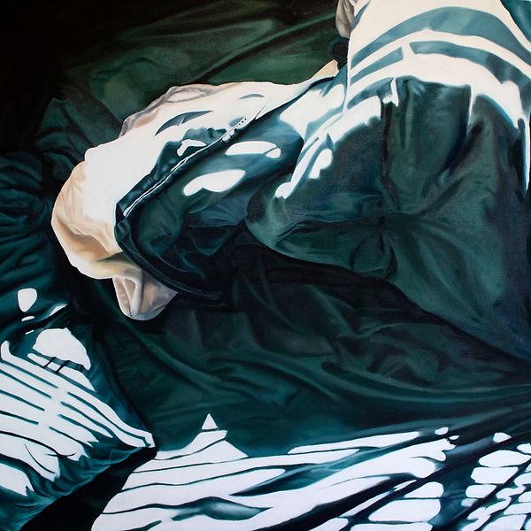 blinding light painting