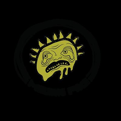melting face logo 2