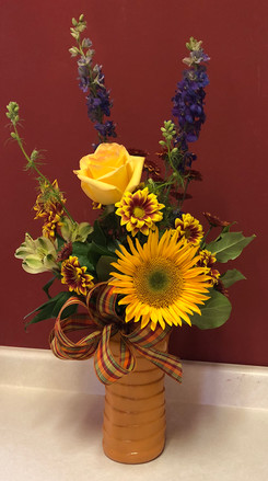 Fall Floral Design