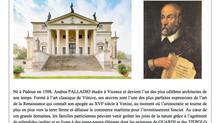 Itinéraire palladien à Vicence et en Vénétie
