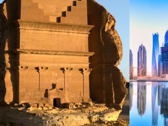 L'Exposition universelle à Dubaï et Al-Ula, la merveille d'Arabie Saoudite Octobre 2021 - Mars 2022
