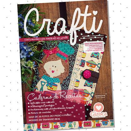 Crafti 04 - Caderno de Receitas