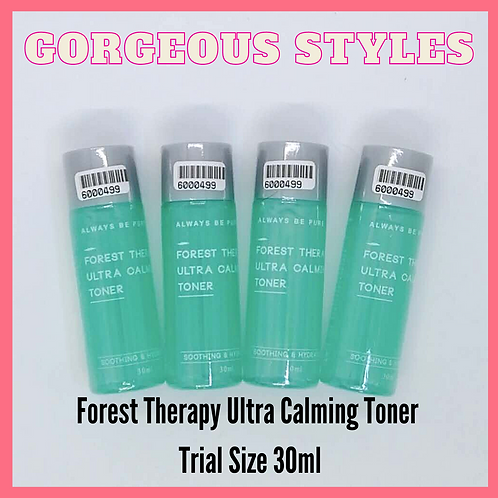 Always Be Pure Forest Therapy Ultra Calming Toner (30ml)