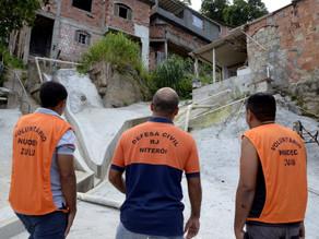Defesa Civil recebe reconhecimento nacional por três iniciativas em prevenção e mitigação de riscos