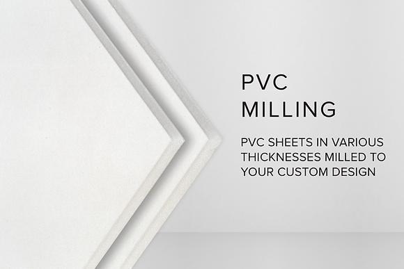 PVC MILLING