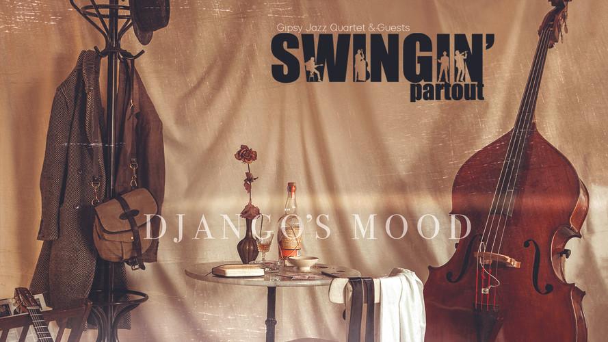 Swingin' Partout - Django's Mood / Samedi 24 juillet 2021, 20h30