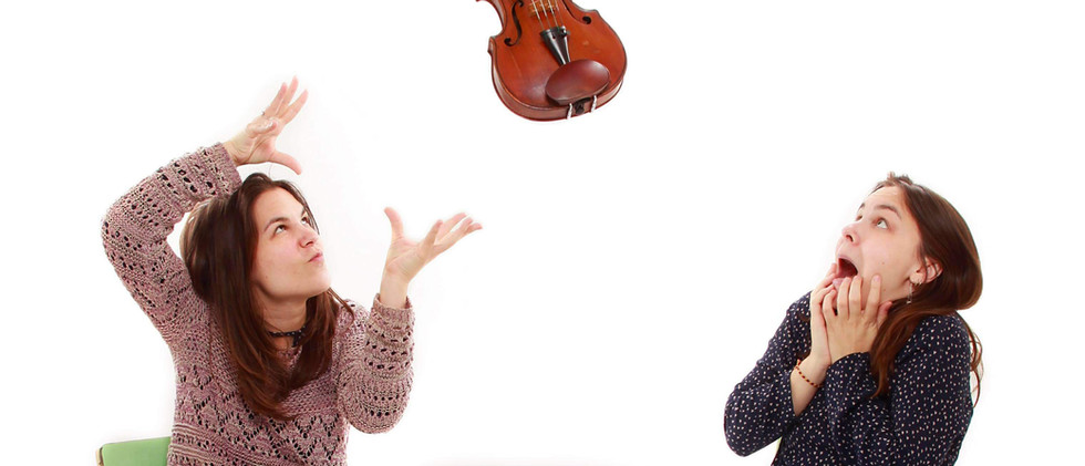 Lucile Podor, violon
