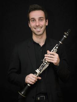 Inaki Vermeerscsh-Amor, clarinette