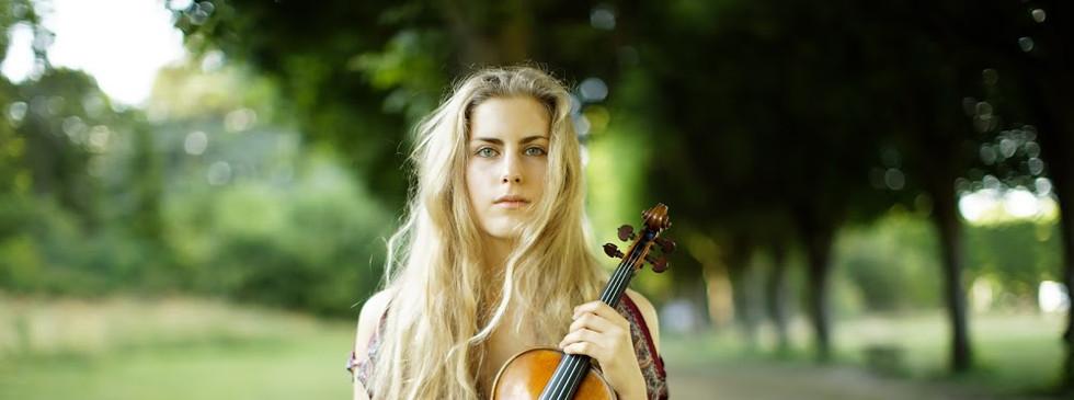 Manon Galy, violon