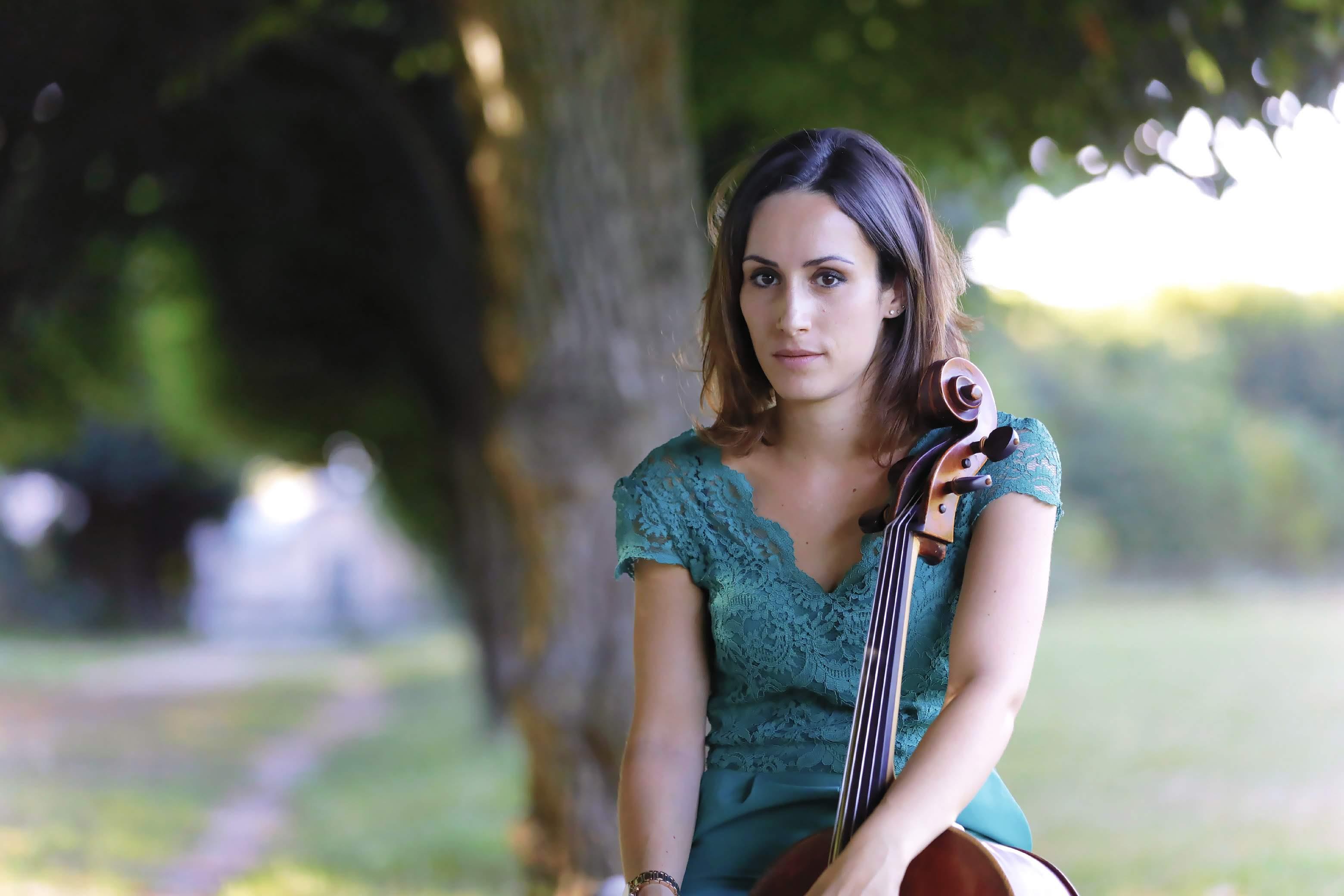 Julie Sévilla-Fraysse, violoncelle