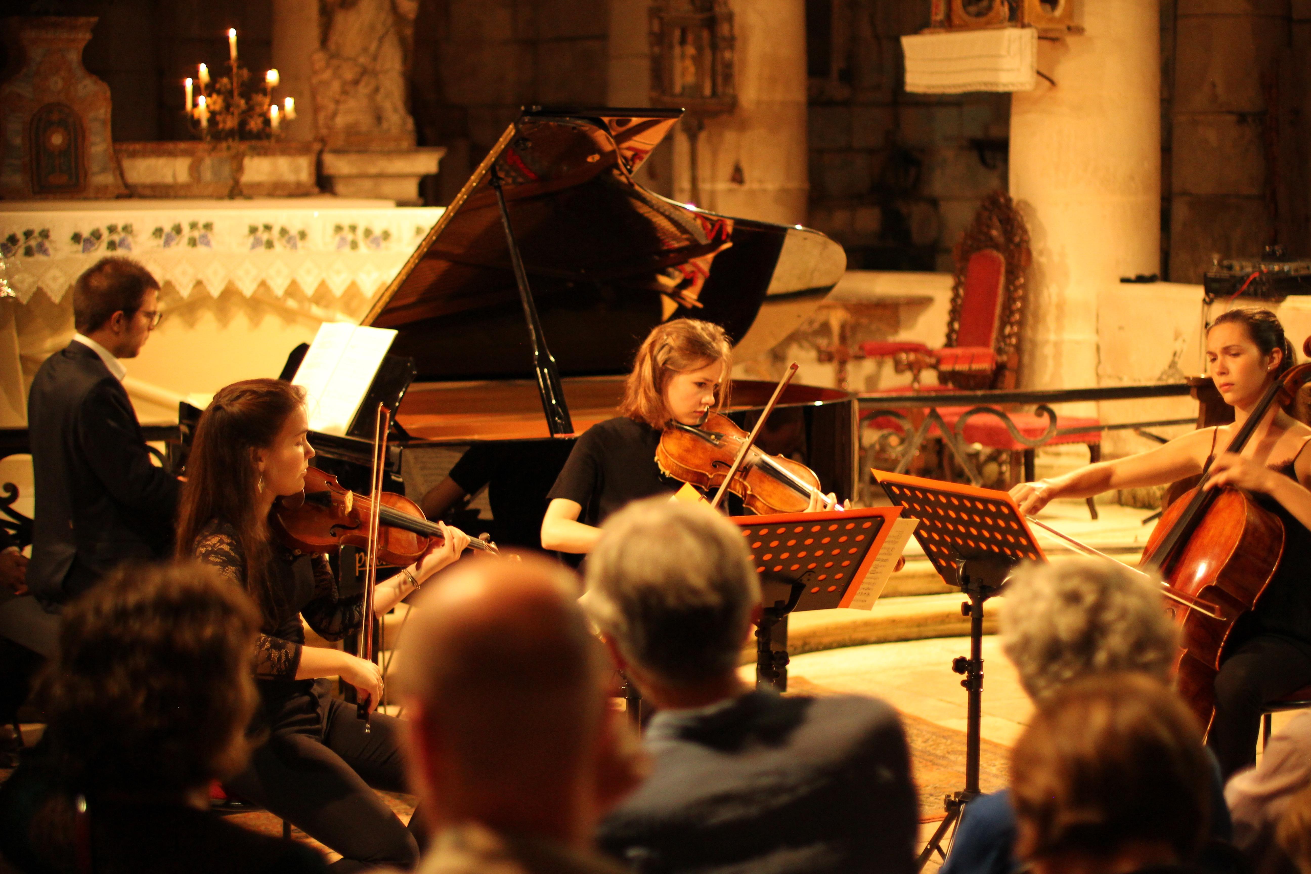 Brahms, 1er Quatuor op 25