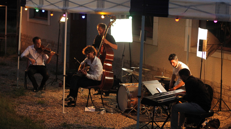 18 Juillet, 20h30 - Le Swingin' Partout & Robby Marshall - REPORTE