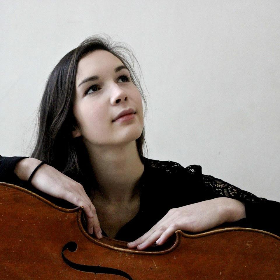 Caroline Sypniewski, violoncelle